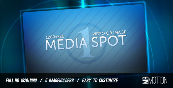 VideoHive Stylish Media Presentation