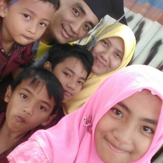 With Nice Family