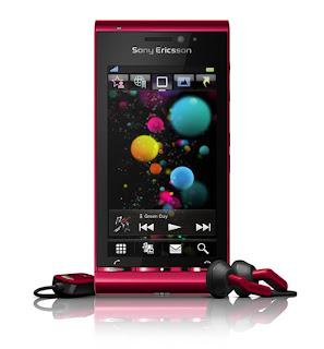 Spesifikasi Sony Ericsson Satio Terbaru