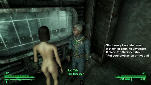 3 stories Fallout porn