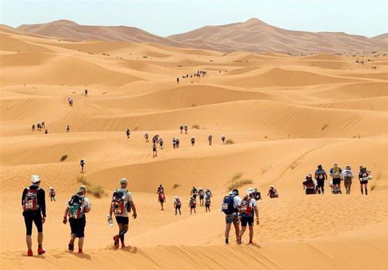 Marathon Ekstrim Gurun Sahara