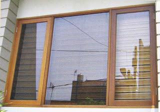 Contoh Jendela Rumah Minimalis