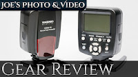 Yongnuo YN560-TX Manual Flash Controller | Gear Review