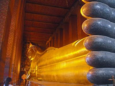 Wat Poh gran Buda
