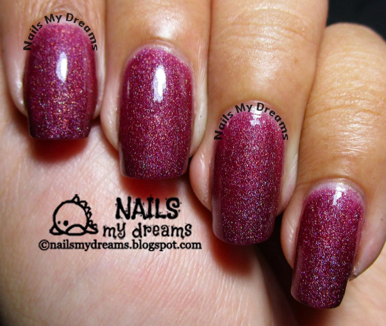 bobbie mojito nail polish 2