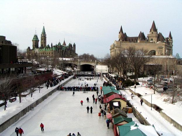 Rideau Canal Festival Canada