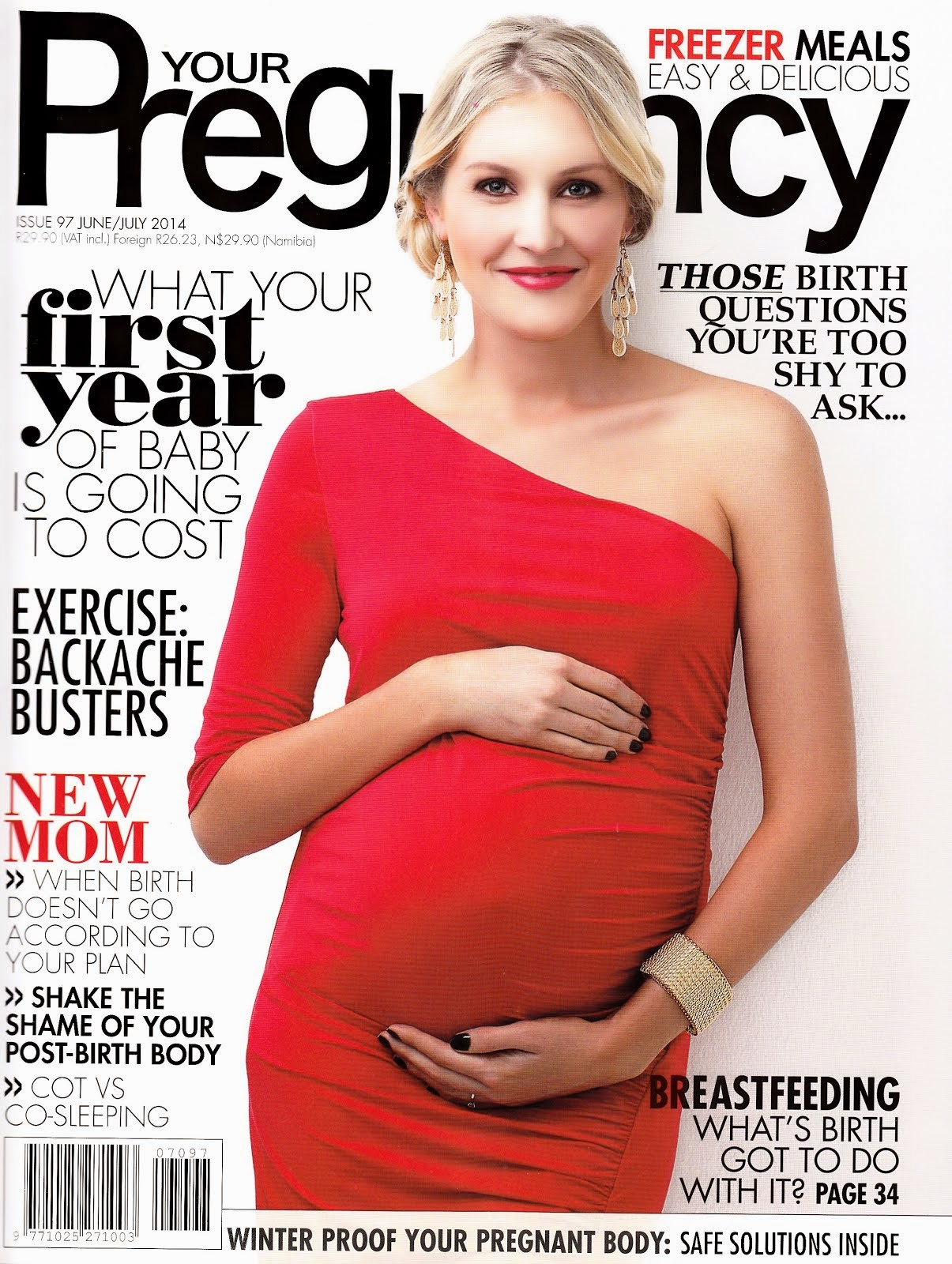Your Pregnancy Magazine June/July 2014