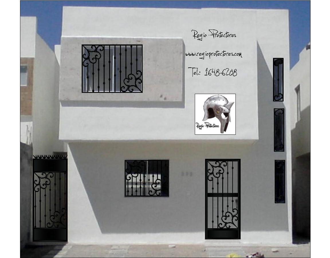 fotos de protecciones para ventanas de fierro modernas compra hd