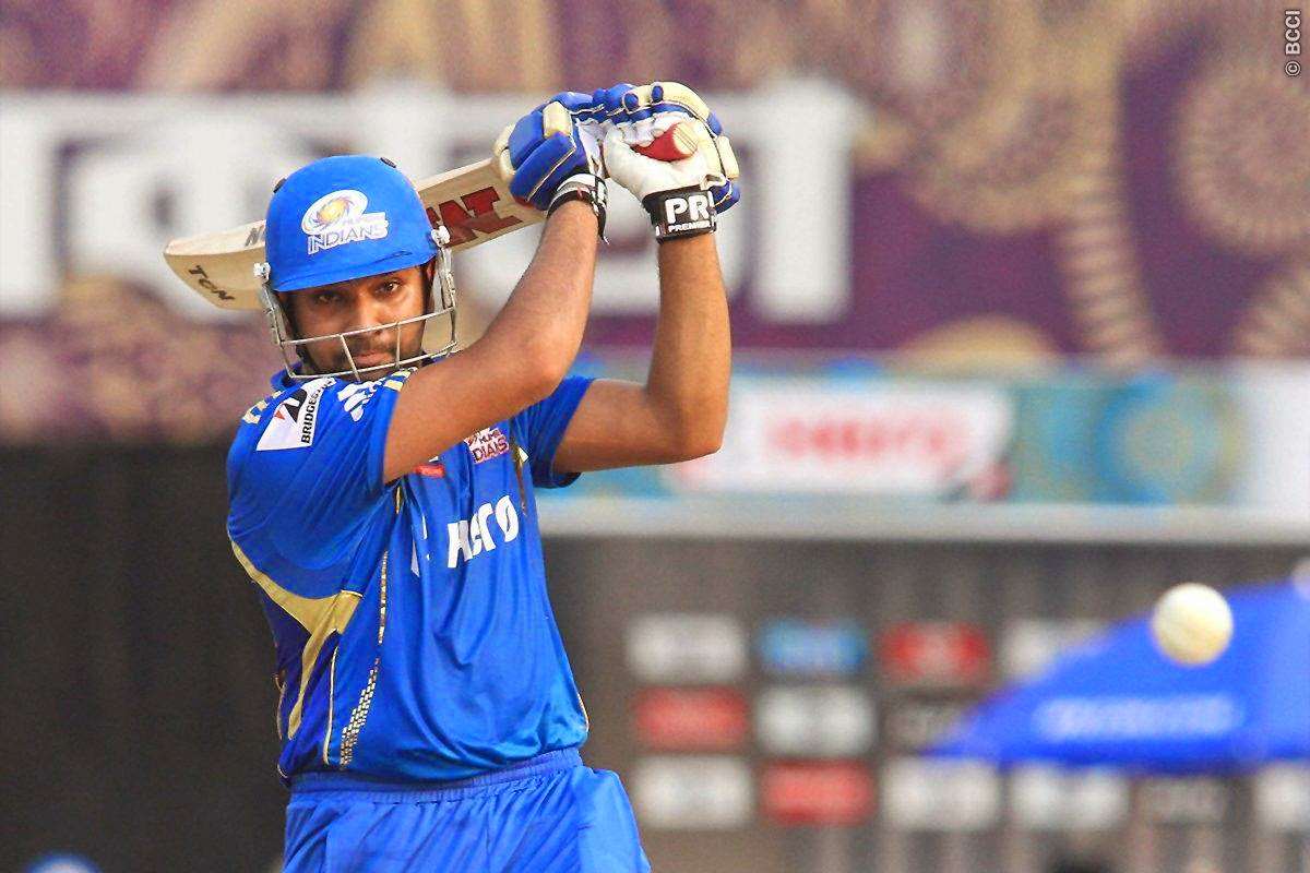 Mumbai Indians Captain Rohit Sharma, IPL 2015
