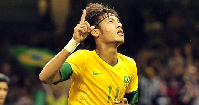 Neymar Brazil Soccer Player