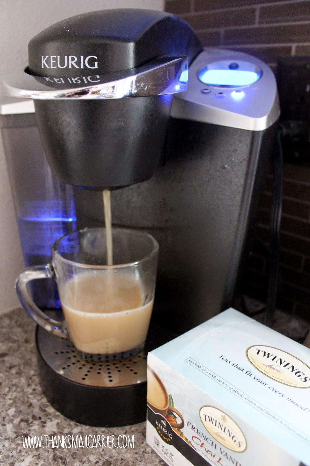 Keurig chai latte