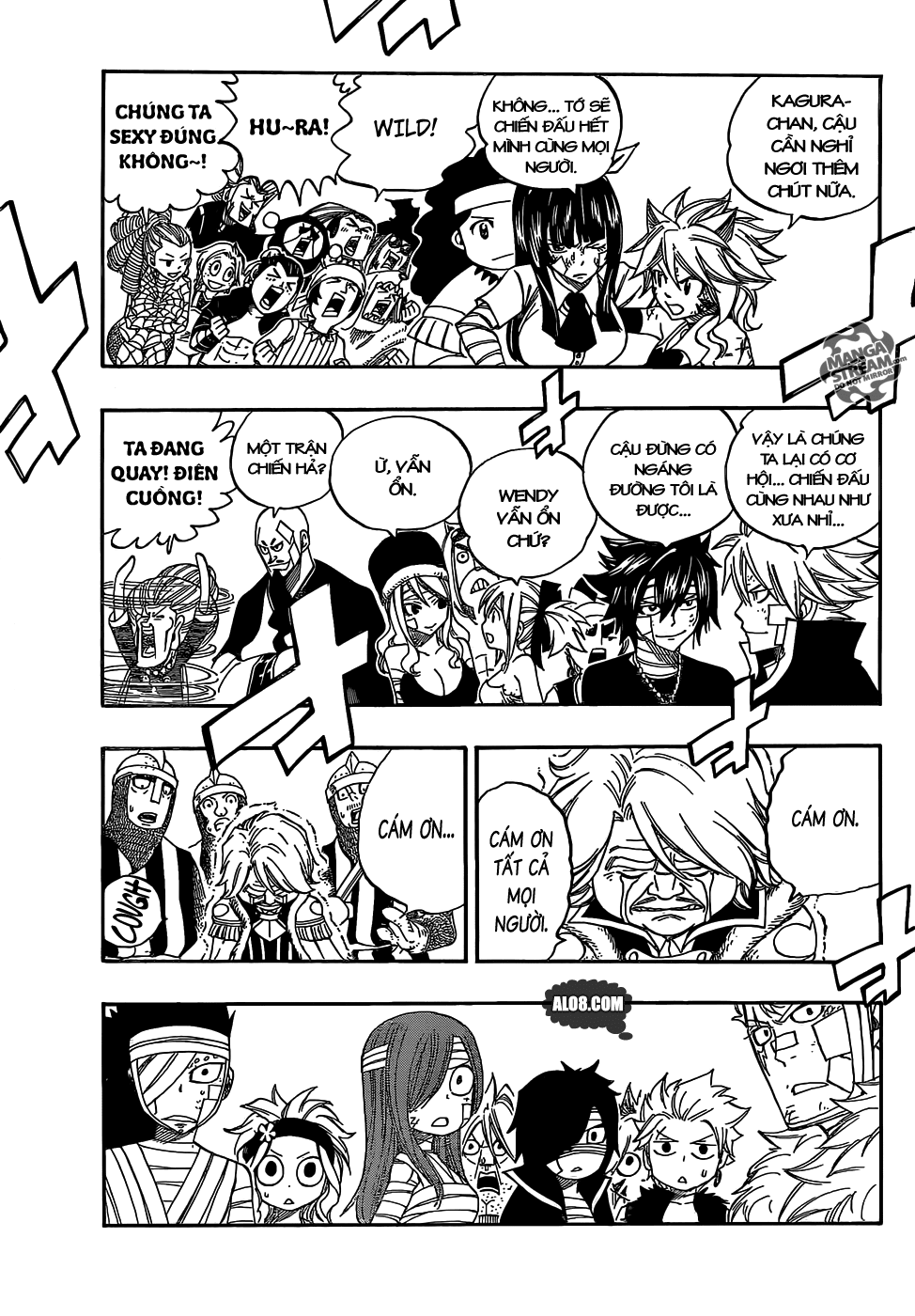 Fairy Tail chap 325 page 16 - IZTruyenTranh.com