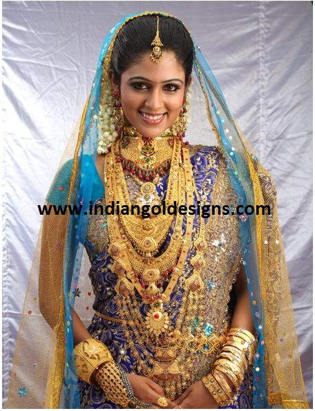Kerala Wedding Jewellery Photos Kerala's Bride in Very Very