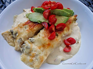 Chicken Enchilada Casserole (Wheat/Grain Free)