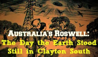 Australia's Roswell: The Day the Earth Stood Still in Clayton South  Westall66+004a