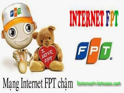 Nguyên Nhân Của Việc Truy Cập Internet Chậm
