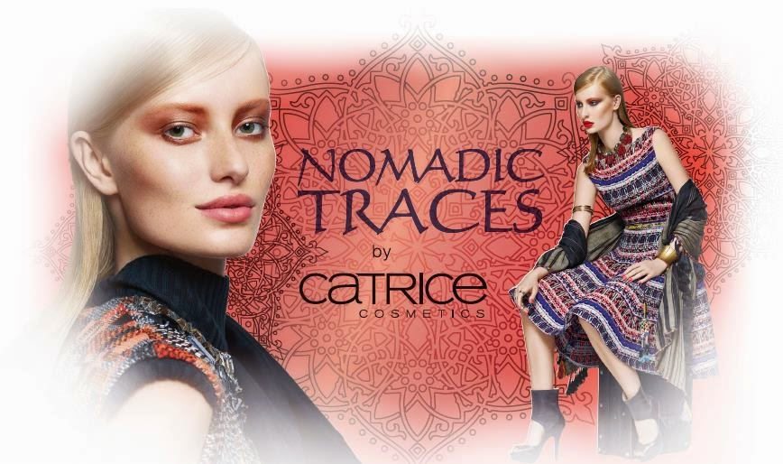 "Limited Edition ""Nomadic Traces"" by CATRICE - www.annitschkasblog.de"