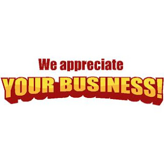 We Appreciate Your Business Crest Auto Worl...