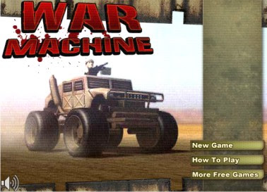 Play War Machine Game