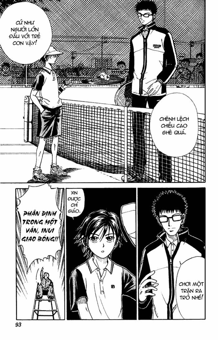 Prince of Tennis chap 12 Trang 8
