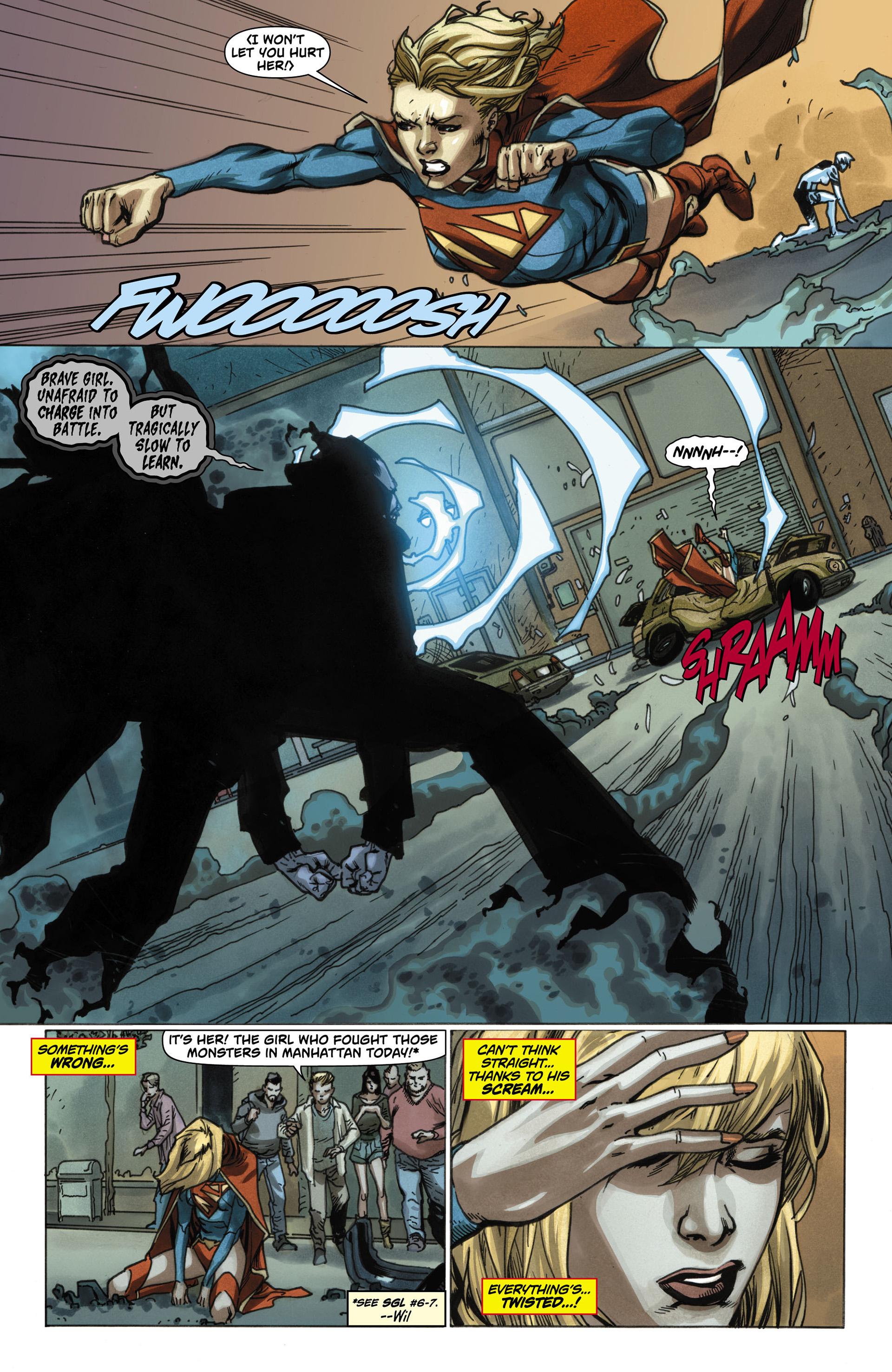 Supergirl (2011) Issue #9 #11 - English 10