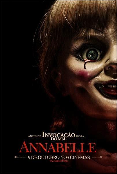 Filme Annabelle Dublado AVI BDRip