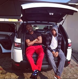 Iyanya Talks about why He Shows off his Cars on Instagram .