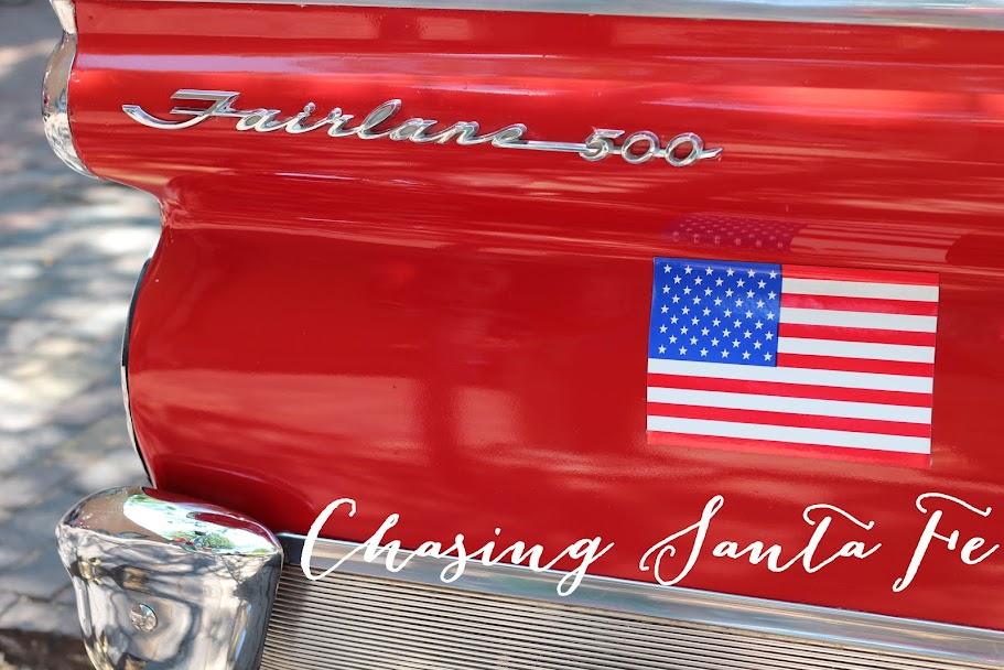 Chasing Santa Fe
