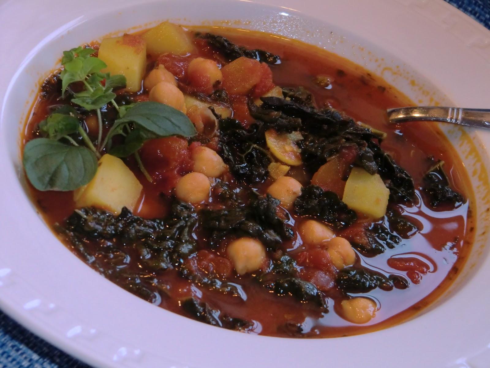 svartkål soppa recept