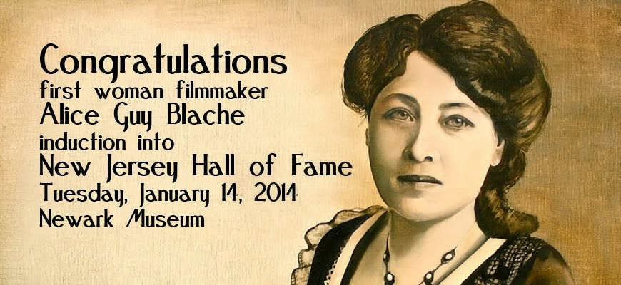 Congratulation Alice Guy Blache  Be Natural ©riginal