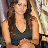 Prabhjeeth Kaur Hot Photo Gallery in Short Dress at Intelligent Idiot Movie Logo Launch 28