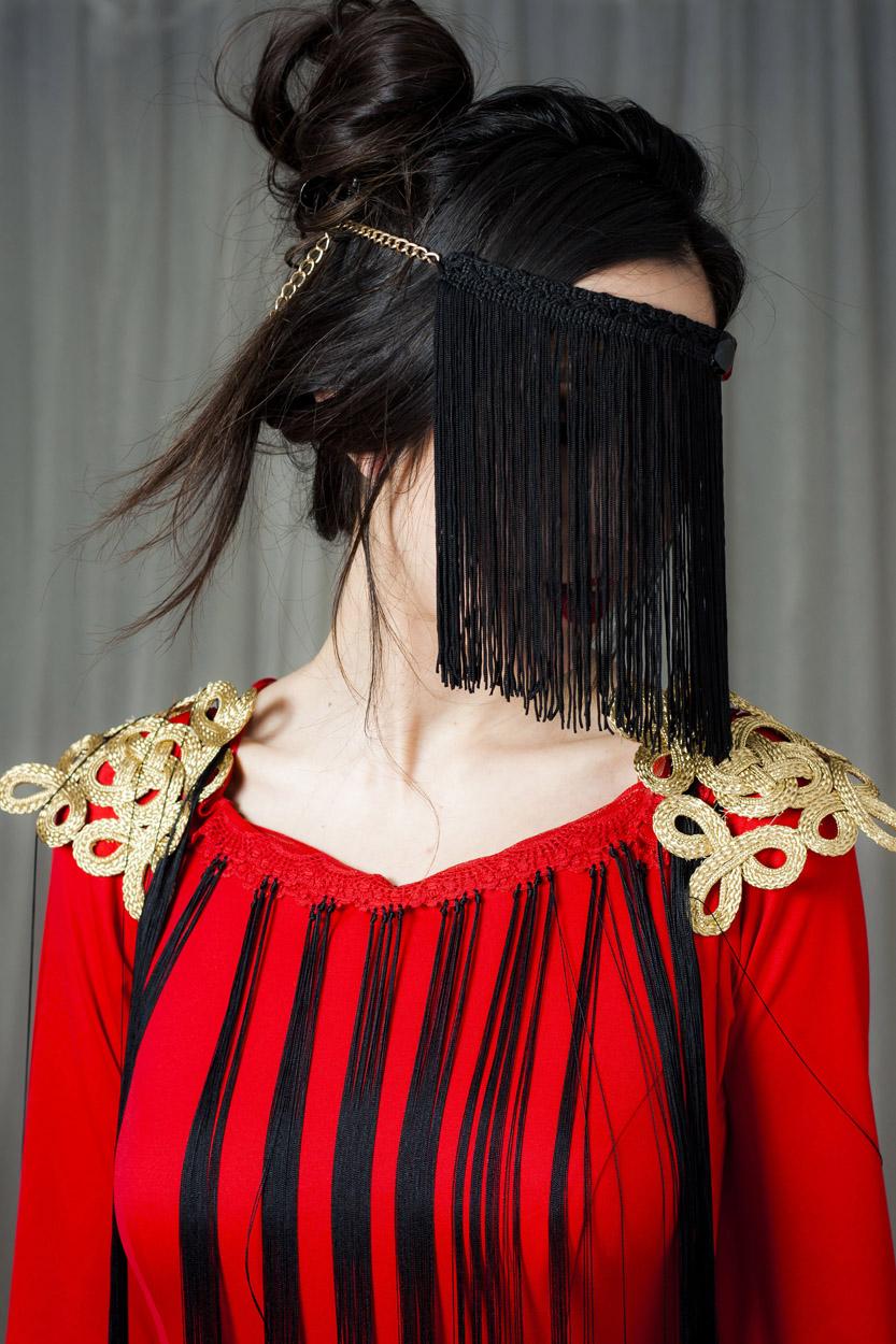 artistico traje de flamenca