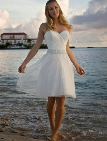 hot wedding dress