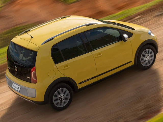 Volkswagen up! Cross-up! TSI - Turbo