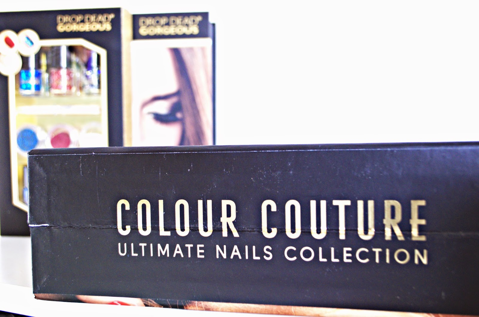 Colour Couture Ultimate Nails Collection. Christmas Gift Ideas