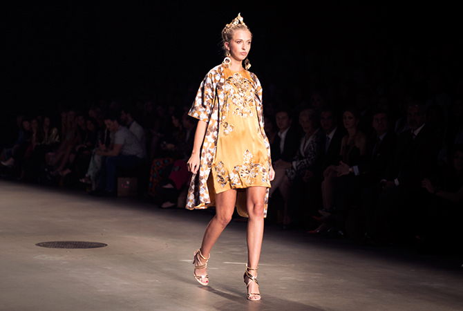 Fashion Attacks MBFWA Vibrant Pakistan Spring/Summer 2015