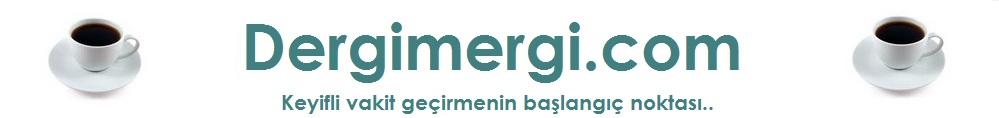 DergiMergi.com