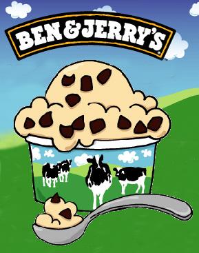 Foodie Gossip: Ben & Jerry's Ice Cream Giveaway: It's Today!!