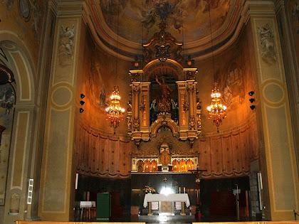 Església parroquial de Santa Maria de Cardedeu