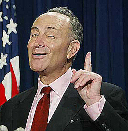 Elements Of Power Another Chuckie Schumer Moment