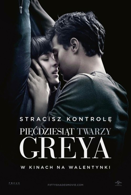 """Filmowy WeeKenD- """"Pięćdziesiąt twarzy Greya"""""""