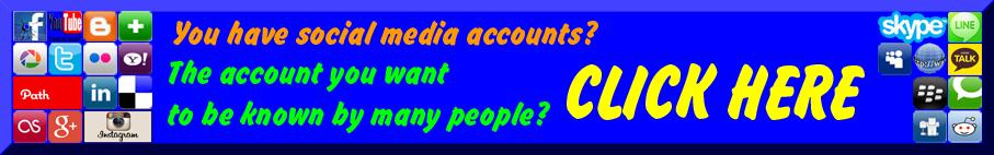 Sosial Media Promo