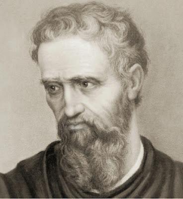 Michelangelo, the art history