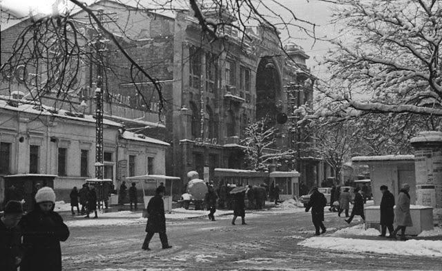 Кинотеатр Баян в Симферополе