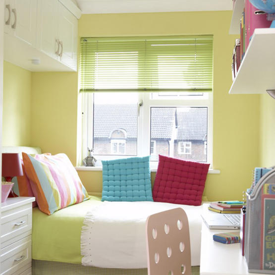 Decoraci n de cuartos dormitorios paredes cortinas for Dormitorio 6m2