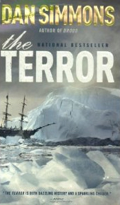 Cover art - Dan Simmons' The Terror (2007)