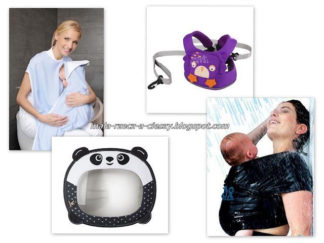 4 niecodzienne gadżety, które ułatwią Ci życie z małym dzieckiem