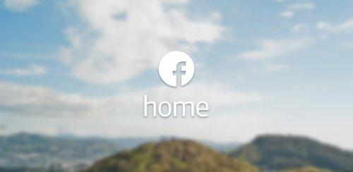 500000 download per il launcher android Facebook Home che però ottiene valutazioni sotto la media da parte degli utilizzatori