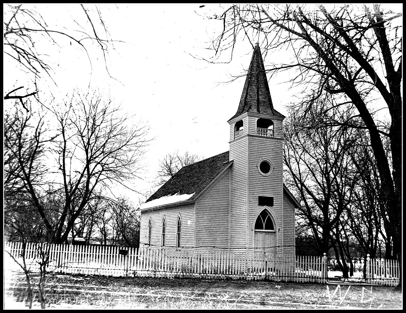 Evangelical Lutheran Church - Lost Creek Township