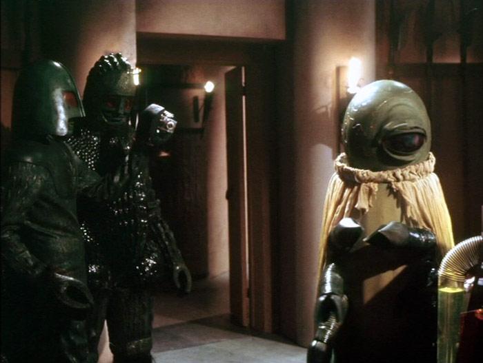 TARDIS Musings: Story 61 - The Curse of Peladon